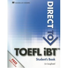 Direct to TOEFL Ibt Student's Book