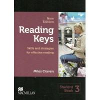 Reading Keys 3 Student Book