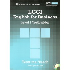 LCCI English for Business 1 Testbuilder