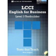 LCCI English for Business 3 Testbuilder