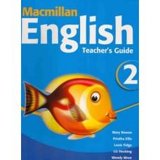 Macmillan English 2 Teacher's Guide