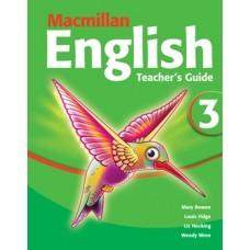 Macmillan English 3 Teacher's Guide