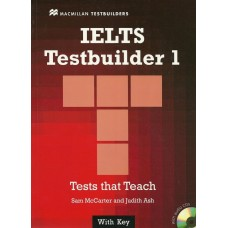 IELTS Testbuilder 1 Pack