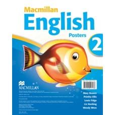 Macmillan English 2 Posters