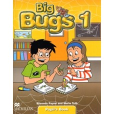 Big Bugs 1 Pupil's Book