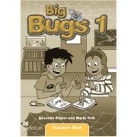 Big Bugs 1 Teacher's Book