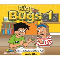 Big Bugs 1 Audio Cds