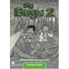 Big Bugs 2 Teacher's Book