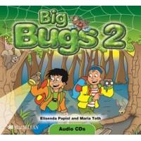 Big Bugs 2 Audio Cds