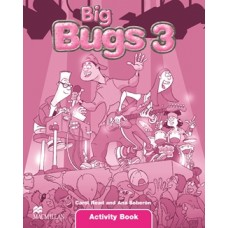 Big Bugs 3 Activity Book