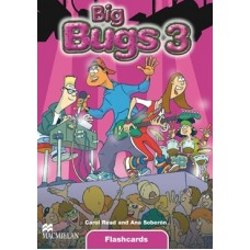 Big Bugs 3 Flashcards