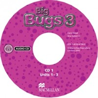 Big Bugs 3 Audio Cd