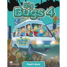 Big Bugs 4 Pupil's Book