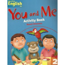 Macmillan English for You and Me 2 Activity Book
