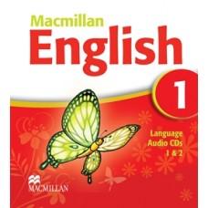 Macmillan English 1 Language Audio Cds