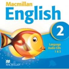 Macmillan English 2 Language Audio Cds