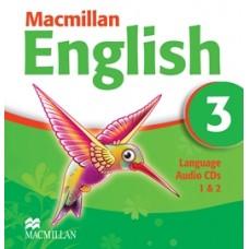Macmillan English 3 Language Audio Cds