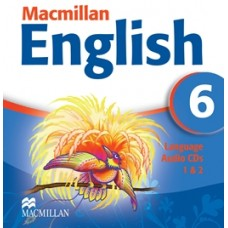 Macmillan English 6 Language Audio Cds