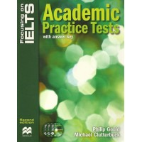 Focusing on IELTS Academic Practice Tests with Answer Key
