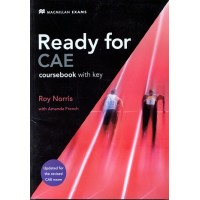 Ready for Advanced Coursebook with Key