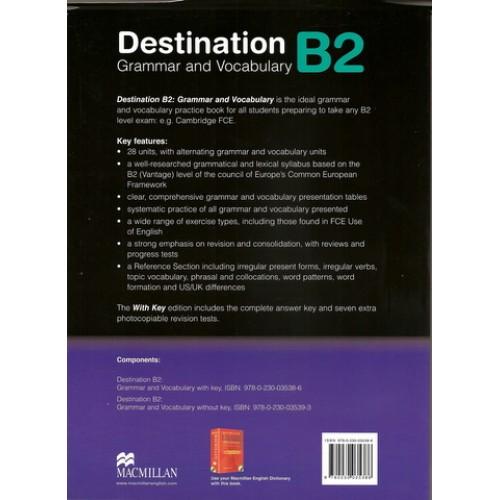 Destination b2 grammar and vocabulary with answer   - Issuu