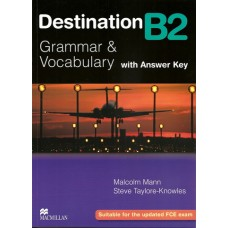 Destination B2 Grammar and Vocabulary with Answer Key