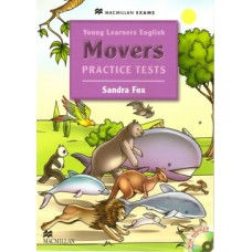 Young Learners English Movers Practice Tests Student's Book with Audio Cd