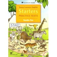 Young Learners English Starters Practice Tests Student's Book with Audio Cd