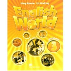 English World 3 Workbook (caietul de exercitii) CEFR - A1