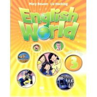 English World 3 Pupil's Book with e-book CEFR - A1