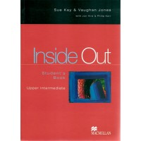 Inside Out Upper-Intermediate Student's Book with Cd