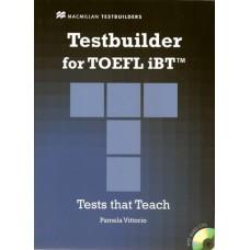 Testbuilder for TOEFL