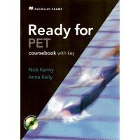 Ready for PET Coursebook with Key and Cd-Rom