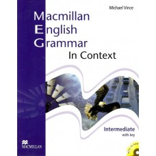Macmillan English Grammar in Context Intermediate Pack