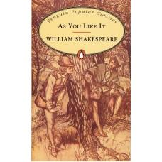 Penguin Popular Classics: As You Like It