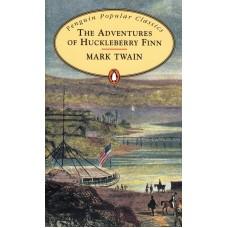 Adventures of Huckleberry  Finn ( Complete English Edition - Mark Twain )