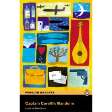 Penguin Readers Advanced: Captain Corelli's Mandolin
