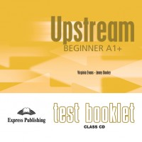 Upstream Beginner Test Booklet Cd