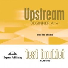 Upstream Beginner Test Booklet Cd