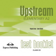Upstream Elementary Test Booklet Cd
