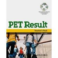 Pet Result Teacher's Pack