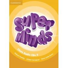 Super Minds 5 Audio CD