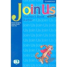 Join Us for English Starter Teacher's Book