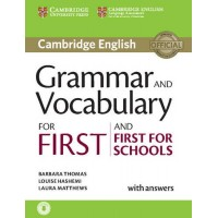 Cambridge Grammar and Vocabulary for First and First for Schools with Answers