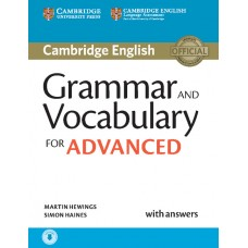 Cambridge Grammar and Vocabulary for Advanced with Answers