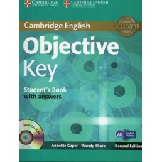 Objective Key Student's Book with Answers and Cd-Rom