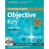 Objective Key Student's Book with Answers, Cd-Rom and Audio Cd