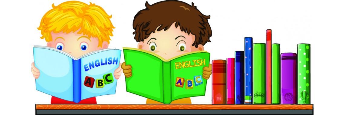 Carte engleza copiii