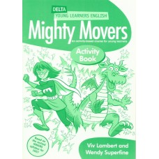 Mighty Movers Activity Book