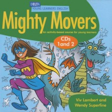 Mighty Movers Audio Cds